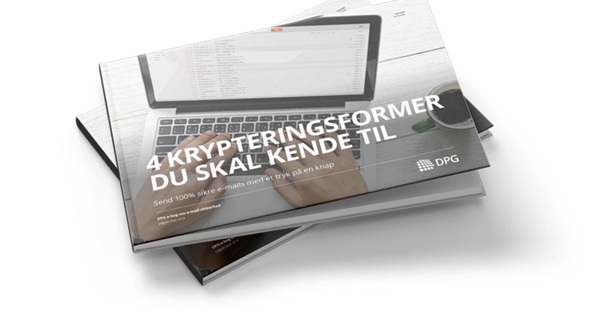 Hent e-bog og bliv klog på kryptering
